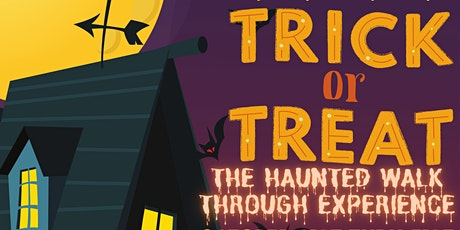 The  Haunted Walk Through Experience tickets