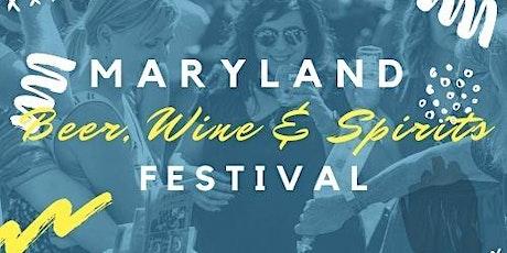 Maryland Beer, Wine, & Spirits Festival tickets