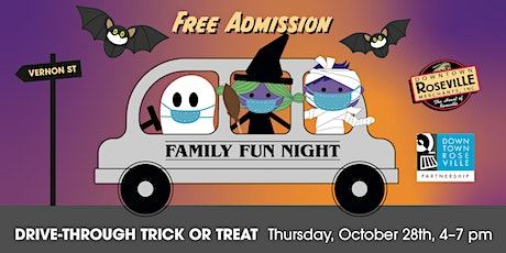 Family Fun Night Drive-Through Trick or Treat 2021 tickets