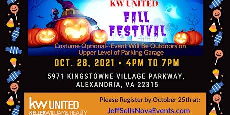 KW United Fall Festival tickets