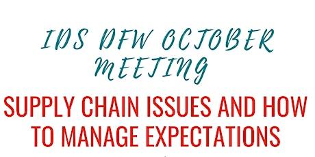 IDS DFW October Event tickets
