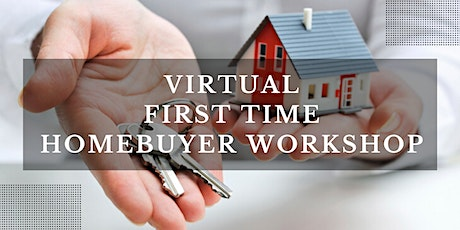 First Time Home Buyers Workshop (ONLINE) tickets