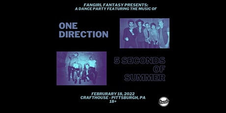A Dance Party featuring The Music Of One Direction & 5 Seconds Of Summer tickets