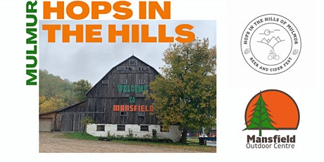 Mulmur Oktoberfest - Hops In The Hills - Beer and Cider Fest tickets