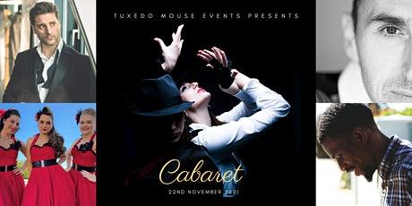 Experience An Night of Amazing Entertainment With Our Black Tie Cabaret tickets