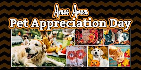 Ames Area Pet Appreciation Day! tickets