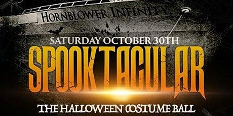 SPOOKTACULAR - A Halloween Costume Yacht Party tickets