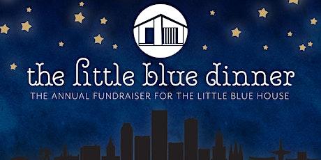 Little Blue Dinner Fundraising Event tickets