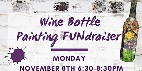 Wine Bottle Painting FUNdraiser for Veterans tickets