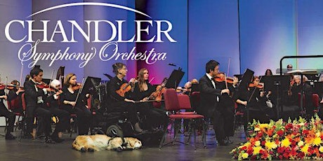 Chandler Symphony Orchestra presents Cheers to Youth! tickets