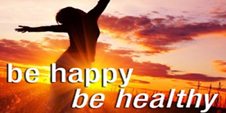 Happy Hour: 7 Habits to Happiness and Health tickets