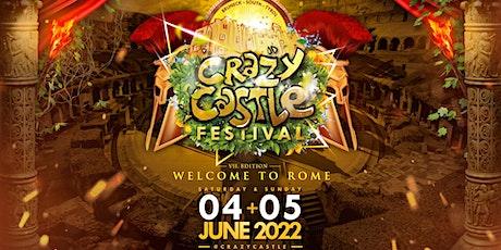 Crazy Castle Festival 2022 Tickets