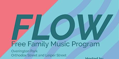 FLOW - Free Family Music Program tickets
