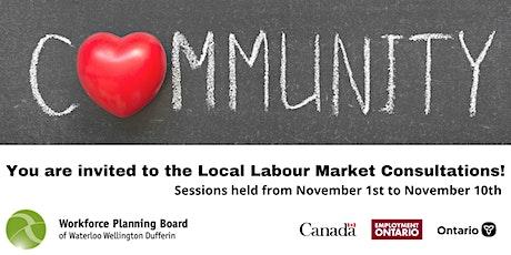 Local Labor Market Consultations tickets