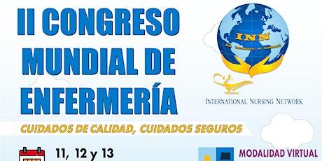 II CONGRESO MUNDIAL DE ENFERMERIA entradas