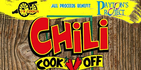 Chili Cook-Off Fundraiser tickets