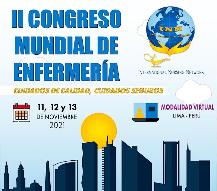 Imagen de II CONGRESO MUNDIAL DE ENFERMERIA