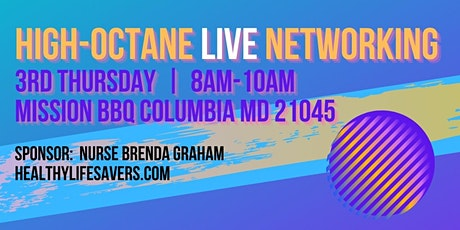 HON2 - High-Octane Networking 2 - LIVE EVENT tickets