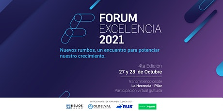 FORUM EXCELENCIA 2021 tickets