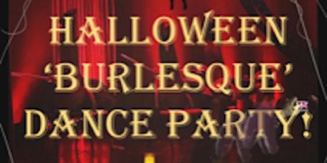Halloween 'Vogue' Burlesque Dance Party! tickets