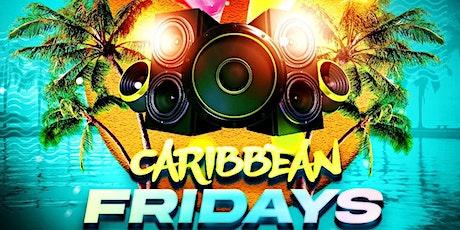 Caribbean Fridays  Return At  Hudson Station Free Rum Punch tickets