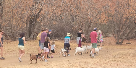 Goat Walk at Griffith Quarry tickets