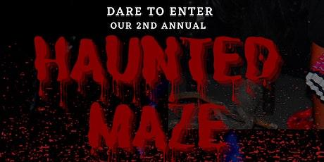 HYPU's 2nd Annual Haunted Maze tickets