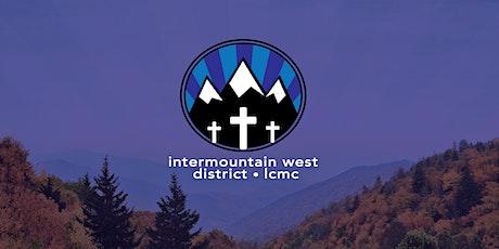2021 LCMC Intermountain West District Gathering tickets
