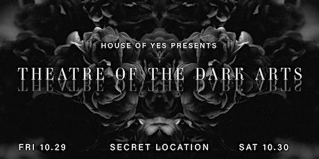 Theatre of the Dark Arts (Secret Manhattan Location) tickets