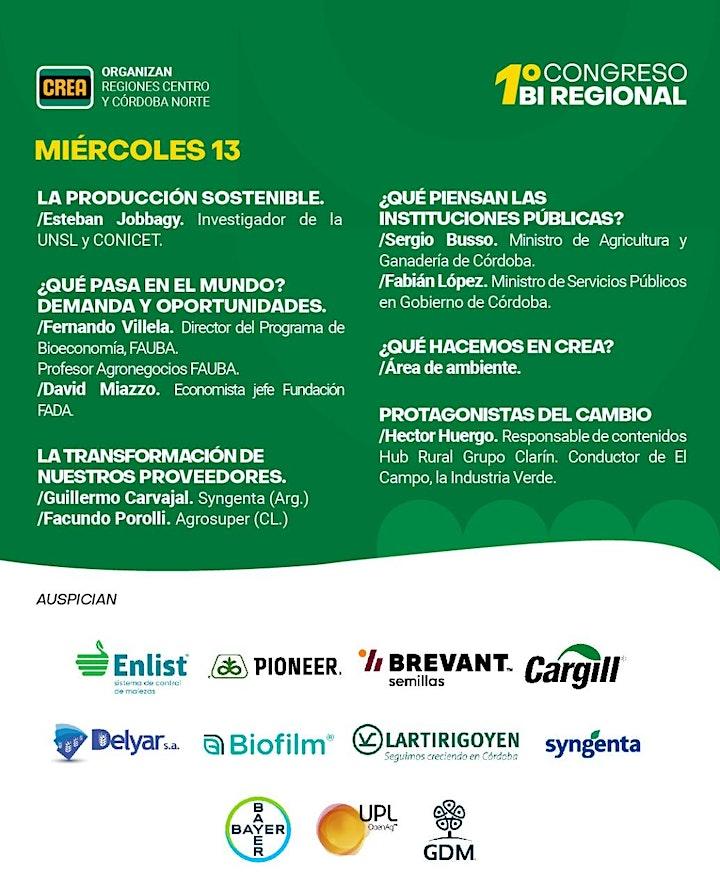"""Imagen de Congreso Bi Regional """"Liderazgo sostenible, empresas con futuro"""""""