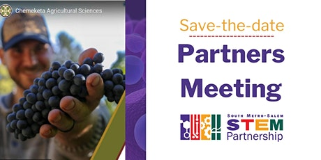 SMSP Fall Partners Meeting and Chemeketa Agriculture Complex Virtual Tour tickets