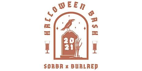 Burlaep x SORBA Halloween Bash tickets