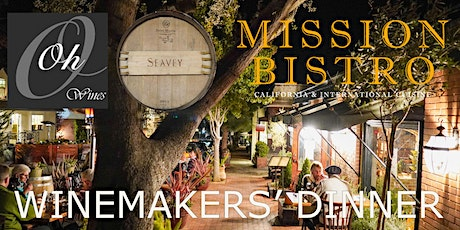 Seavey & Oh Winemakers' Dinner tickets