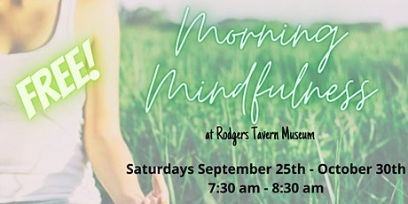 Morning Mindfulness Drop-in Yoga tickets