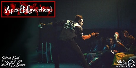Apex Halloweekend: Student Showcase tickets