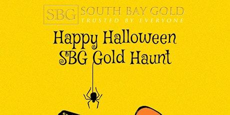 Halloween Gold Haunt tickets