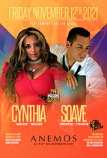 Time Machine Classics With live Performance By Cynthia & Soave tickets