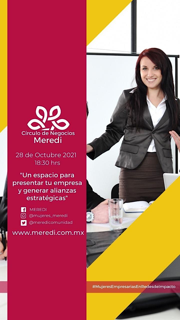 Imagen de Círculo de Negocios Meredi