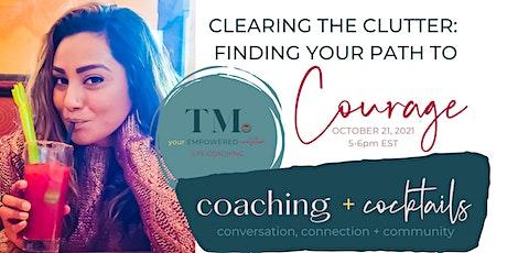 COACHING + COCKTAILS - Conversation. Connection. Community. tickets