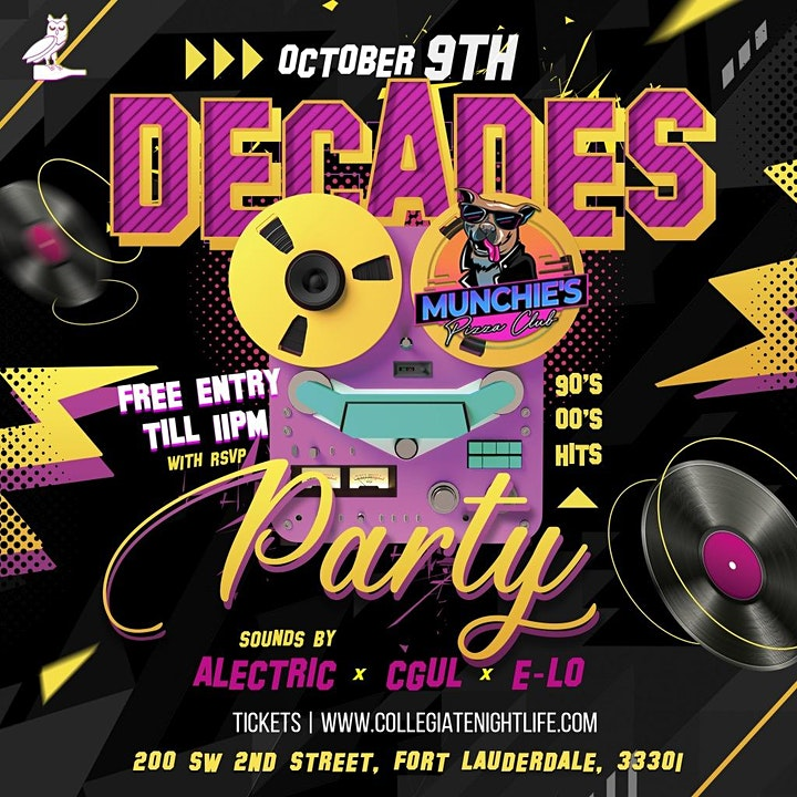 Party of the Decades image