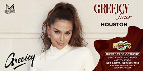 Greeicy Concert Houston tickets