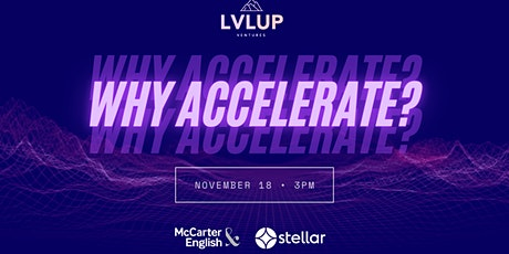 Why Accelerate? (Startup Accelerator Panel w Live Q&A) tickets