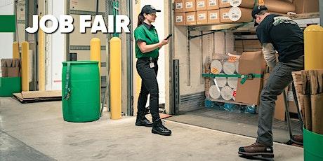 Onsite Truck Driver & Forklift Job Fair - Irwindale, CA tickets