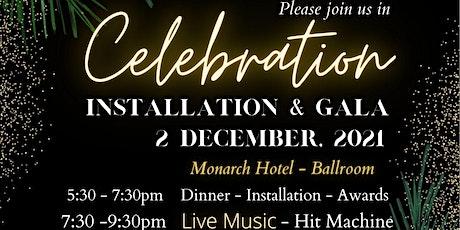 WCR Installation Gala & 80+ Years Celebration tickets