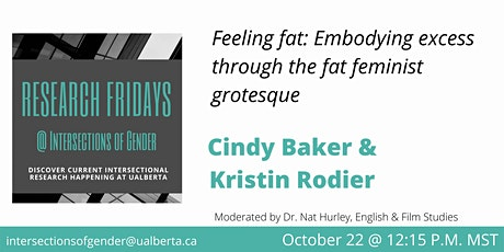 Feeling fat: Embodying excess through the fat feminist grotesque tickets