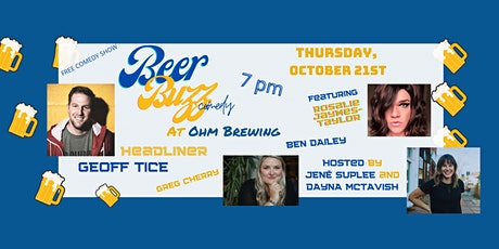 Beer Buzz Comedy Show tickets