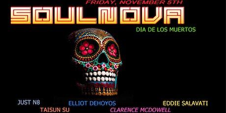Soulnova: Dia de los Muertos tickets