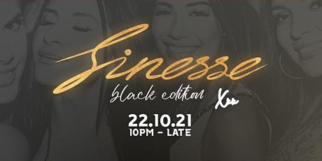 Finesse LDN  | Black Edition | Duo London tickets
