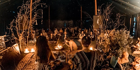 October Candlelight Mayan  FULL MOON Cacao Ceremony & Ecstatic Dance tickets