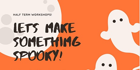 Halloween workshops- Pumpkin Piñata tickets
